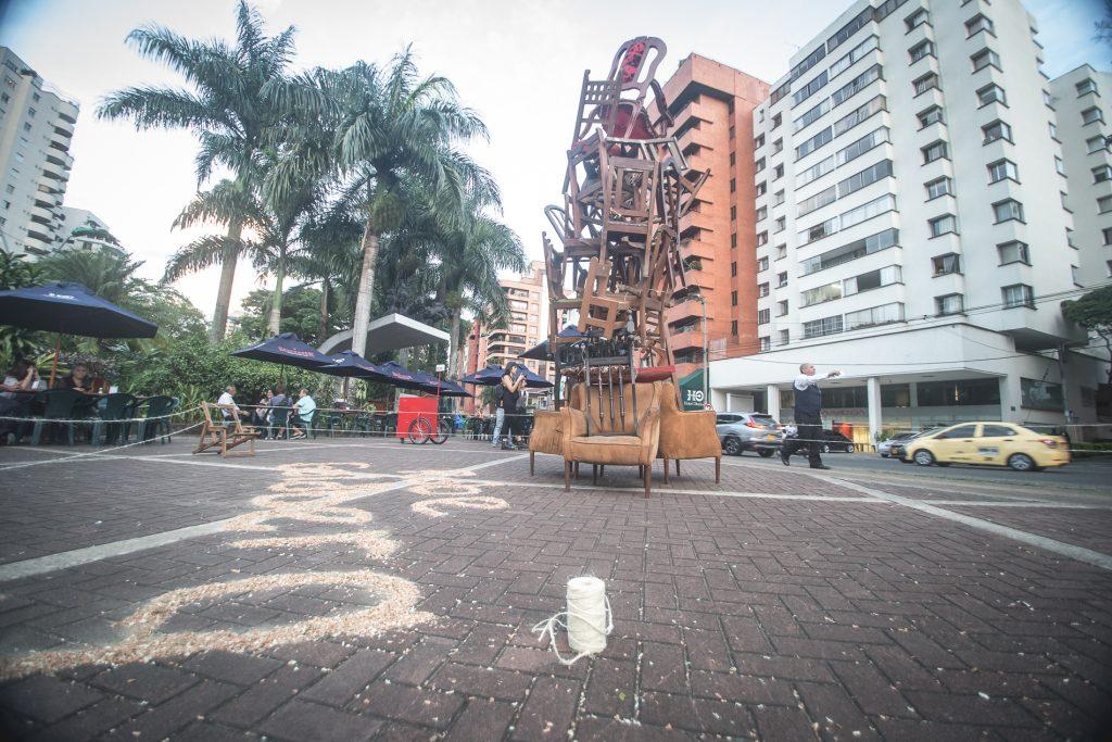 Rube Goldberg Contra El Obelisco Fotos Leonardo Linares 27 1
