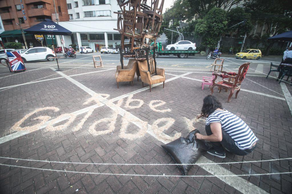 Rube Goldberg Contra El Obelisco Fotos Leonardo Linares 7 1